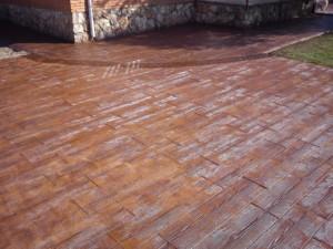 pavimento impreso Galicia
