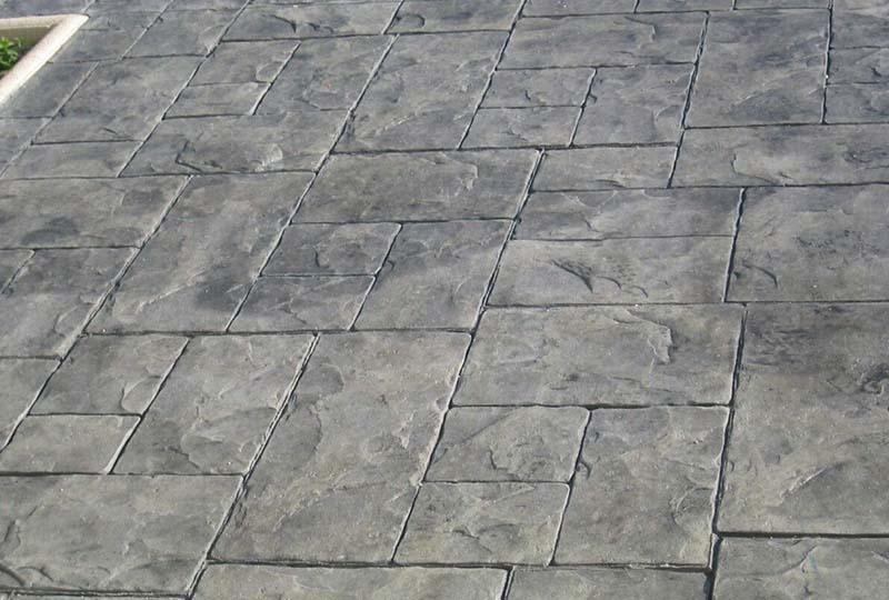 Hormig n impreso pavimentos y suelos precios m2 for Hormigon impreso precio m2 leon