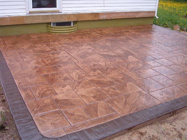 pavimento impreso Badajoz piedra silleria