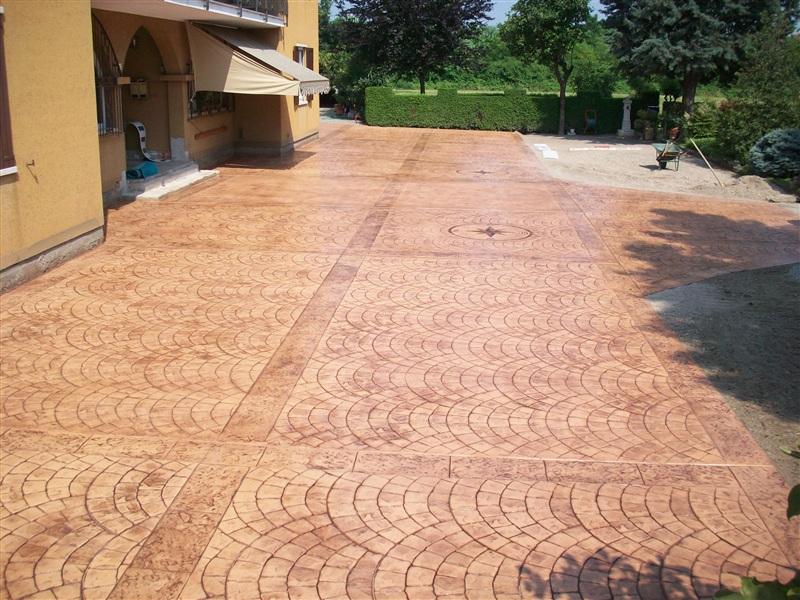 pavimento impreso en ferrol