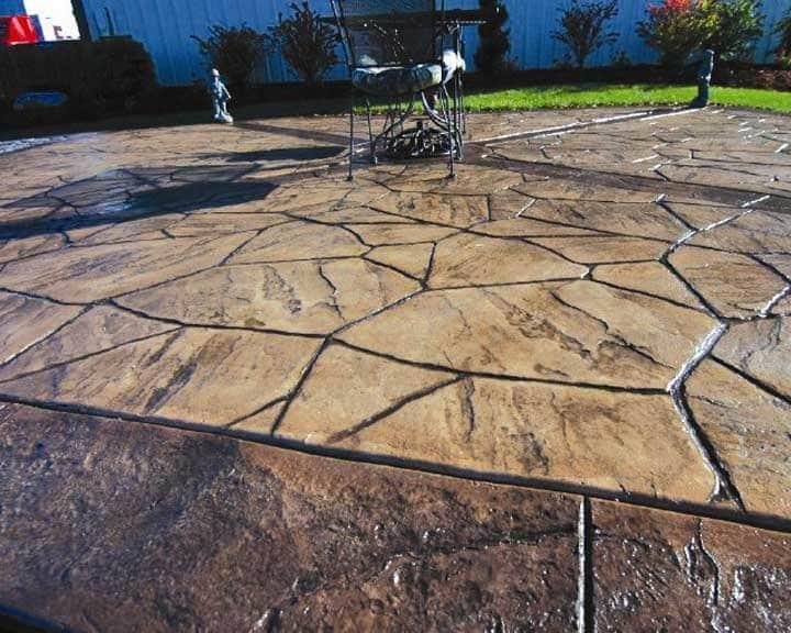 pavimento impreso ourense