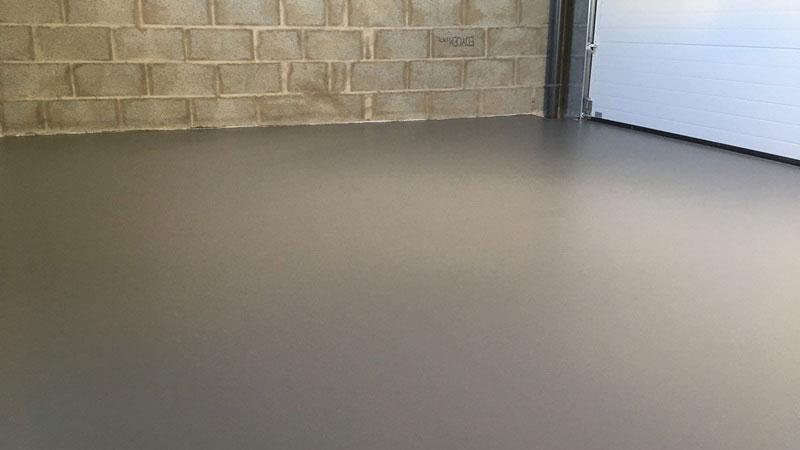 suelo en resina poliuretano