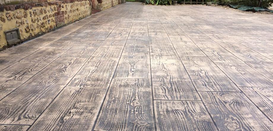 pavimentos de Hormigón impreso en Ciudad Real